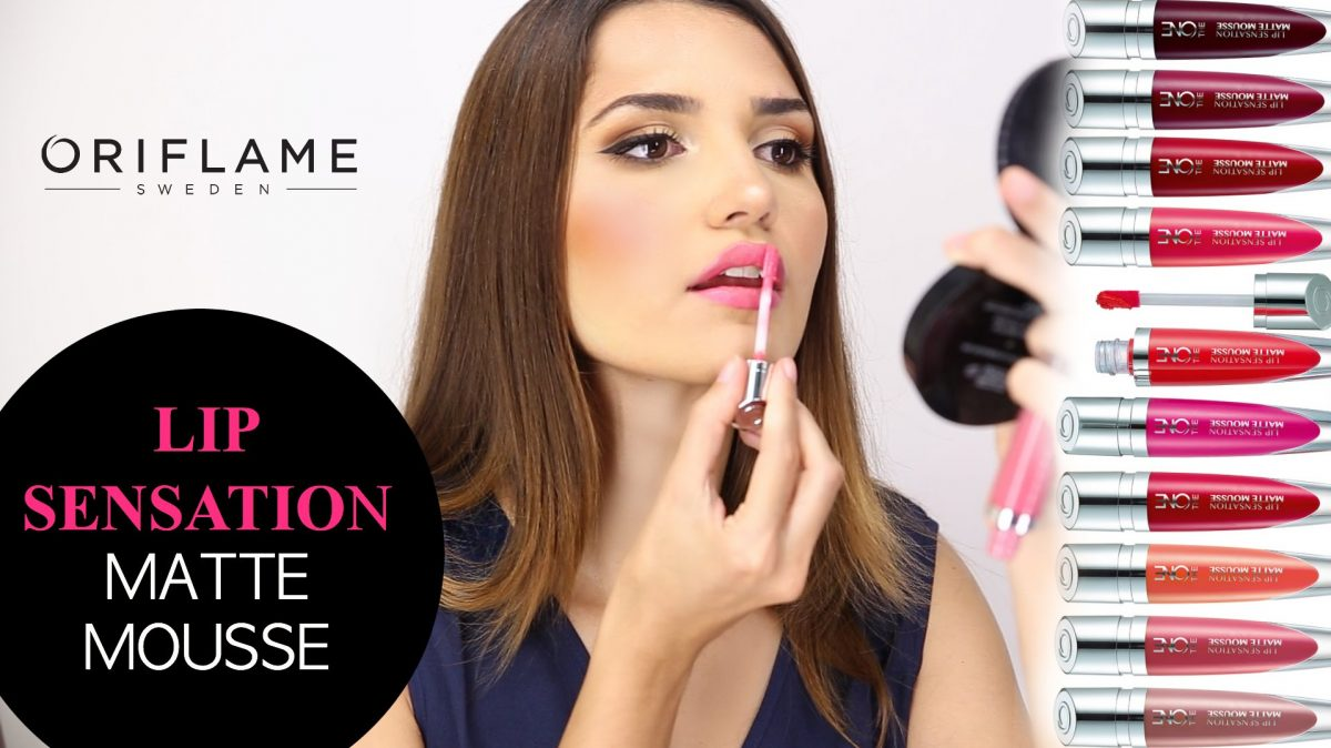 Product Review: The One Lip Sensation Matte Mousse