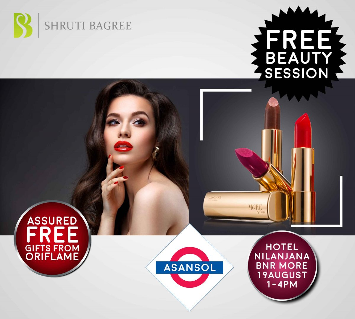 Free Beauty Event at Asansol