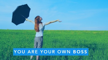 You are your Own Boss