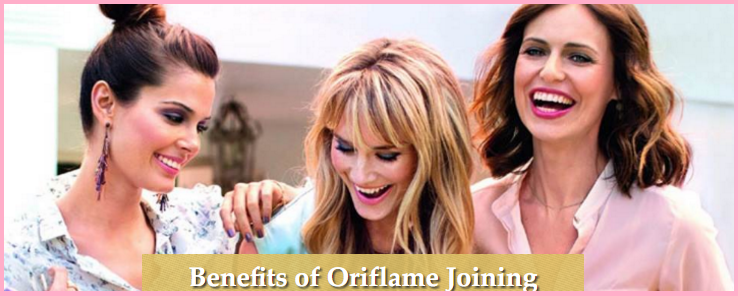 How can You Benefit from Becoming a Member of Oriflame?