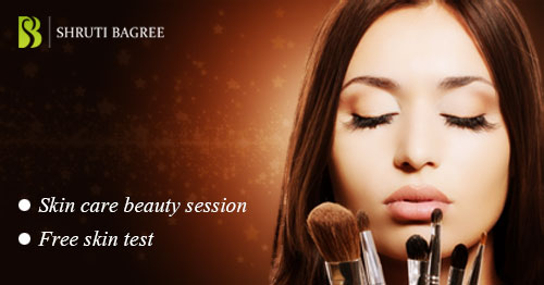 Skin Care Beauty Session in Bilaspur