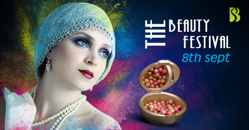 The beauty festival in Kolkata