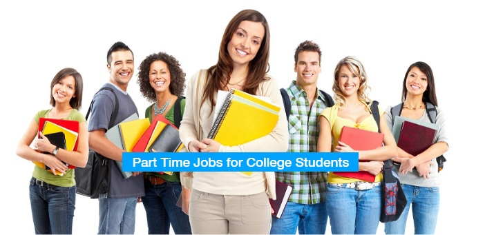 Part Time Jobs for College Students