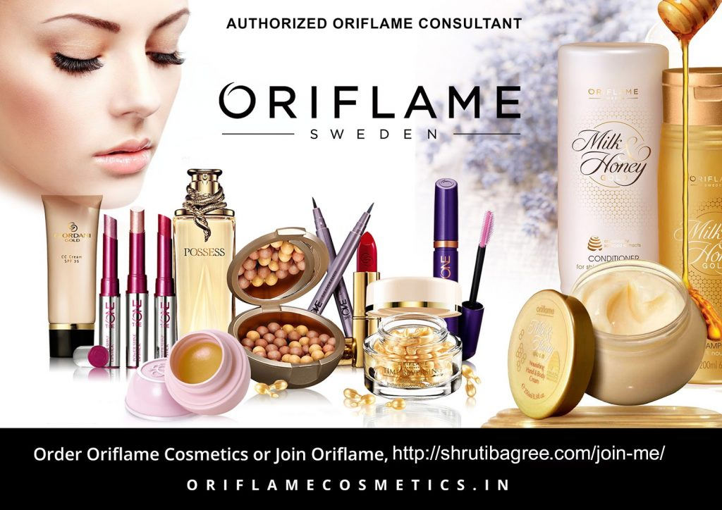 Oriflame Beauty products